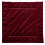 kidsdepot matty boxkleed wine red 80x100