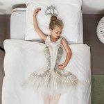 snurk ballerina junior dekbed