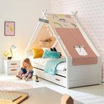 cool kids unicorn tipi bed