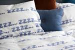 Snurk dekbedovertrek zzz... 1-persoons 140 x 200 cm
