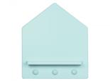 Bopita babyflex wandrek home licht blauw