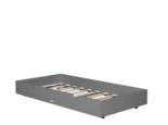 Bopita junior lade deep grey 70x150
