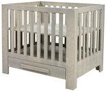 Coming kids timber babybox 80x100