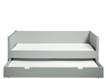 Bopita Stan pure grey bedbank