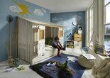 infanskids strandhuis bed 90x200