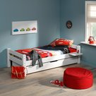 nova bedlade bed is optie