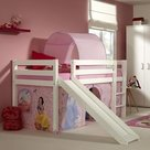 Relita alex disney bed princess wit 90x200 beuken hout