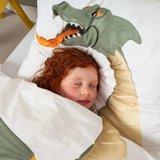 Snurk dekbedovertrek Dragon 200x200/220