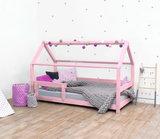 villa per bambino livio huis bed 90x200 roze