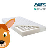 ABZ Wallaby 90x200x14 cm pocketvering + SG 30 en Tencel hoes_