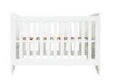 Bopita Charlotte 2-delige babykamer wit_