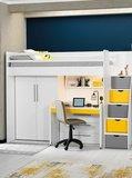 Neo bureau wit geel_