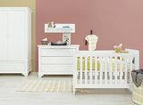 Bopita Charlotte 3-delige babykamer wit_