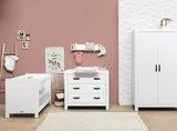 Bopita Lucca 3-delige babykamer wit_