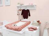 Bopita Evi 3-delige babykamer wit_
