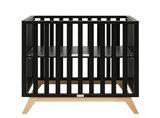 Bopita Lynn design box 95x75 zwart - naturel_