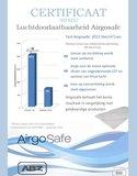 airgosafe certificaat