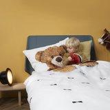 snurk teddy dekbed