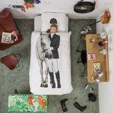 paard dekbed snurk