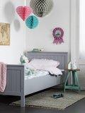 optie bed: coming flex bed grey 90x200