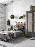 Stapelgoed Rock stoer bed