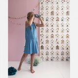 studio ditte vogelhuisjes behang