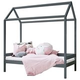 ida marie hoppekids house bed grey