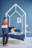 Hoppekids Basic huis bed 90x200 grenen wit_