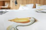 Snurk dekbedovertrek Pelican 1-persoons 140 x 200 cm