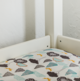 3 Persoons Stapelbed Hout.Trio 3 Persoons Stapelbed 90x200 Wit Grenen Hout Kinderbeddenstore