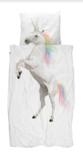 Snurk dekbedovertrek junior 120 x 150 cm Unicorn