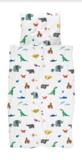 Snurk dekbedovertrek paper zoo junior 120 x 150 cm