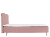 Bopita Levi Boxspring 90x200 Morning soft rose