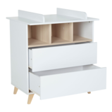 Quax Loft commode wit