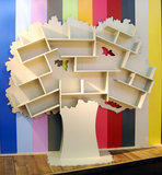 mathy by bols tess design boom boekenkast groot