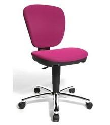 Bopita Topstar bureau stoel roze