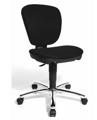 Bopita Topstar bureau stoel zwart