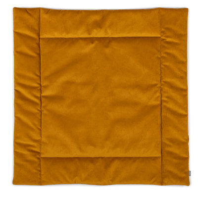 Kidsdepot Matty 80x80 cm boxkleed oker geel