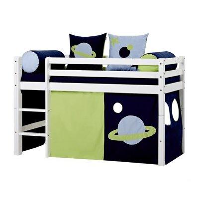 Hoppekids Space bedtent 70x160 halfhoogslaper