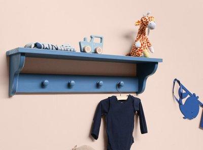 Bopita Country wandrek vintage blue