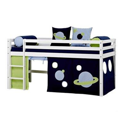 Hoppekids Space bedtent 90x200 halfhoogslaper
