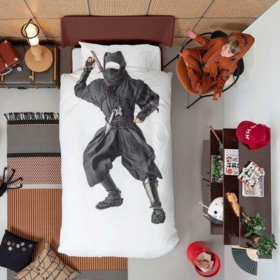 Snurk dekbedovertrek Ninja 140x200/220
