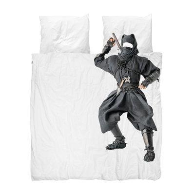 Snurk dekbedovertrek Ninja 200x200/220