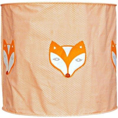 Taftan Vos en Raaf hanglamp zacht oranje