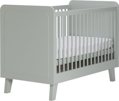 Coming kids Scandi design ledikant 60x120 mint