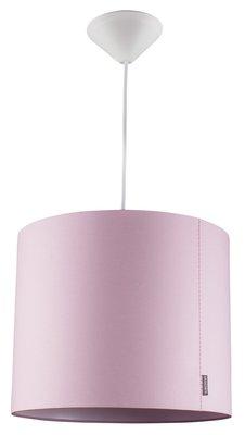 Kidsdepot Wieber hanglamp effen pink