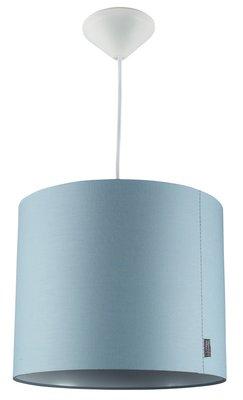 Kidsdepot Wieber hanglamp effen blue