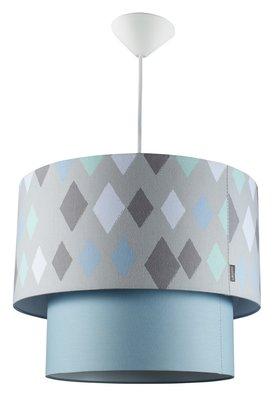 Kidsdepot Wieber kroonluchter hanglamp blue