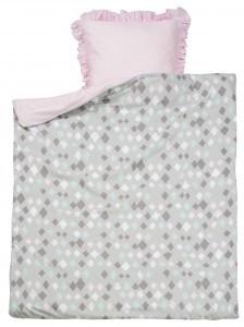 Kidsdepot Wieber dekbedovertrek roze
