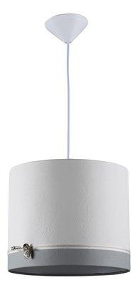 Stapelgoed Bobby hanglamp kunstleder